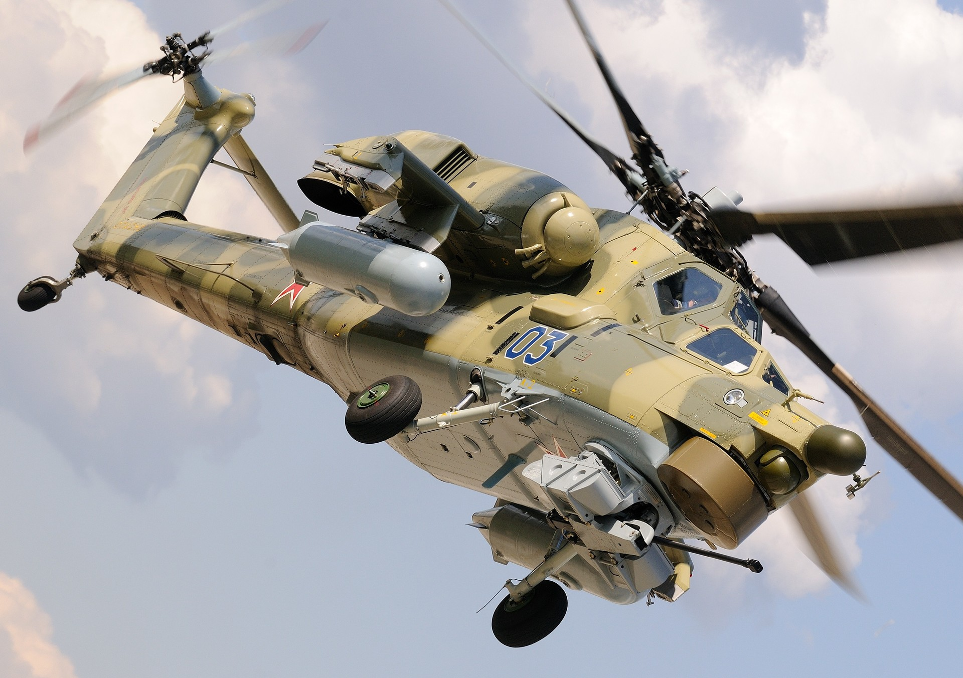 Rostec has completed the delivery of attack helicopters as part of the state defense contract for 2019