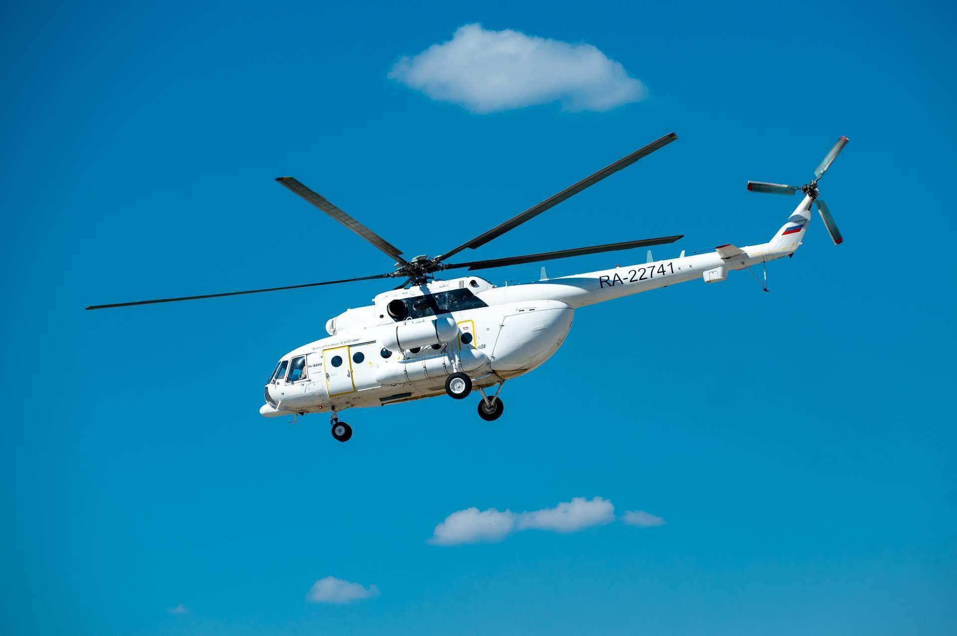 Mil Moscow Helicopter Plant and UTair-Engineering signed an agreement on upgrading Mi-8/17 helicopters